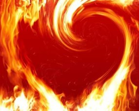 ----heart of fire
